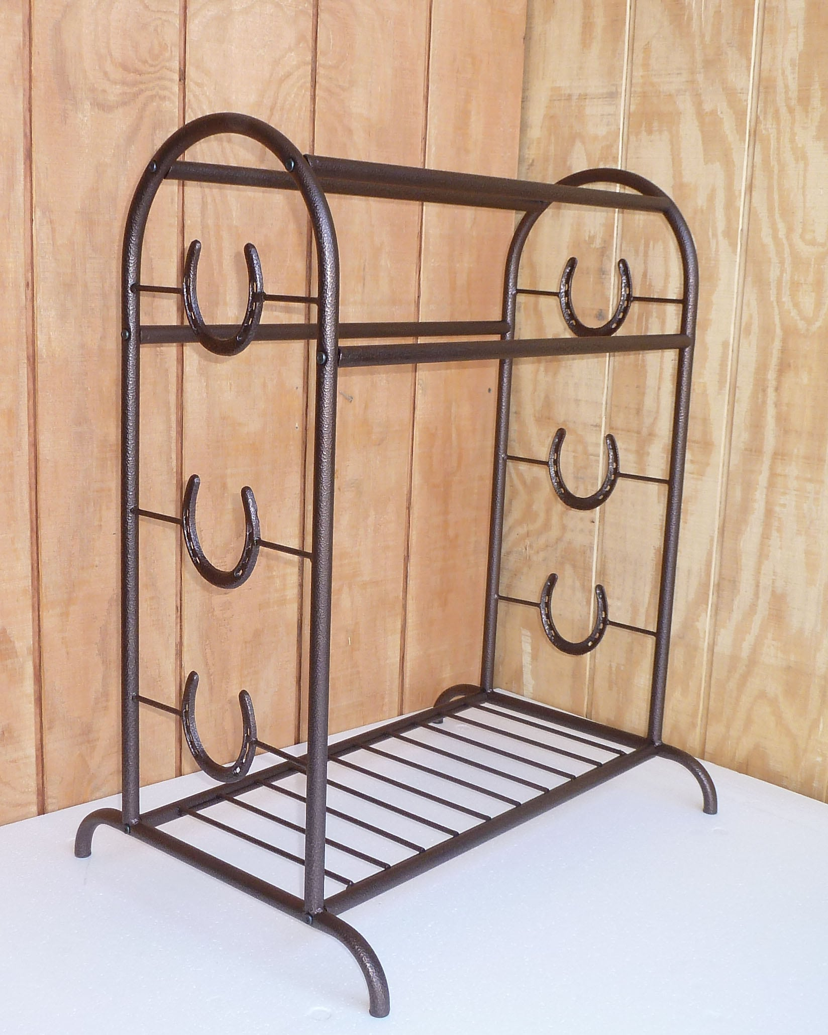 ranch stand make mrssaddlerack mounted designs how saddle to a wooden supply wall rack martin