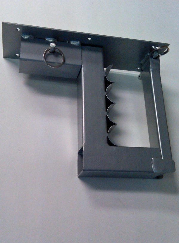 riding panel bracket, trail riding brackets, trail riding panels holder