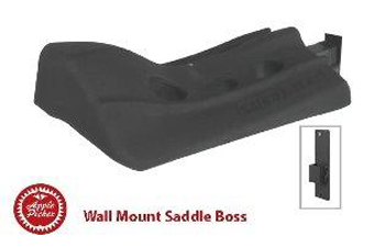 single saddle holder, saddle holder, horse saddle holder, saddle boss